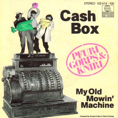 CashBox (Single) 1980